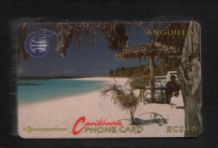 Phonecard Telephone card D6 Anguilla #266